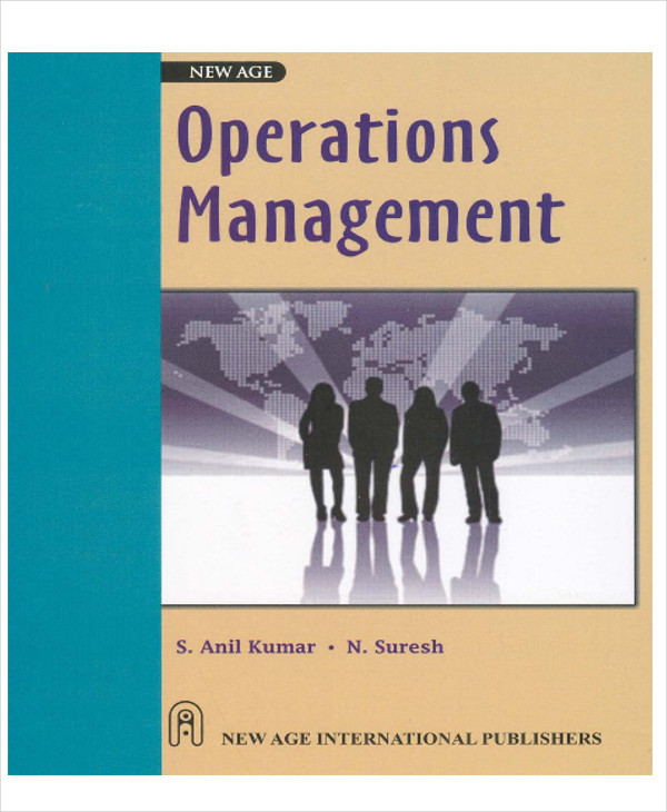 operations and supply chain management for mbas format pdf