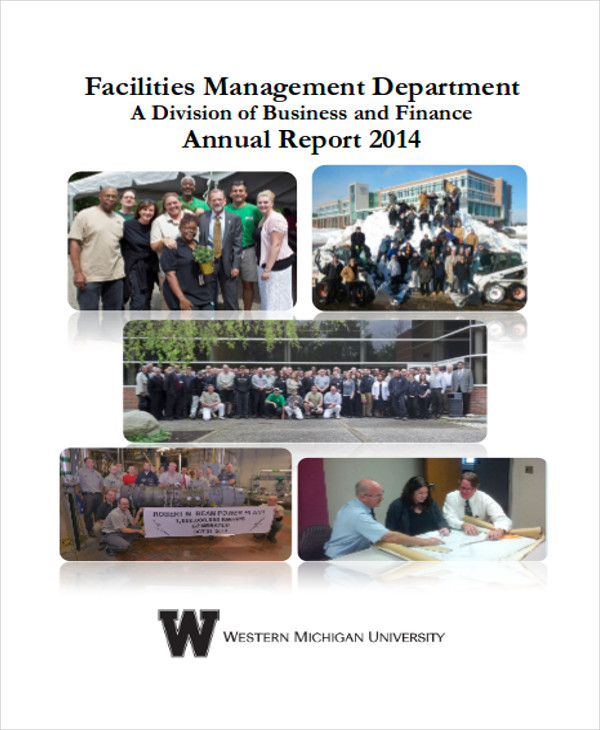 facility management report