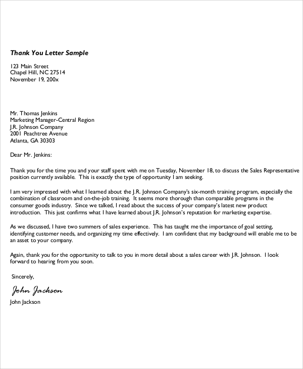 Business thank you letter solarfm business thank you letter 11 free sample example thecheapjerseys