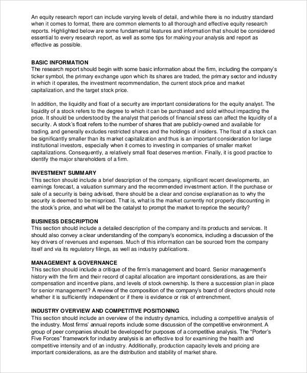 format of marketing research 1 doc Download a free market research questionnaire to make your document professional and perfect find other professionally designed templates in tidyform.