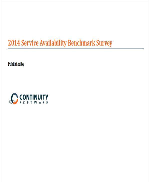 service availability report
