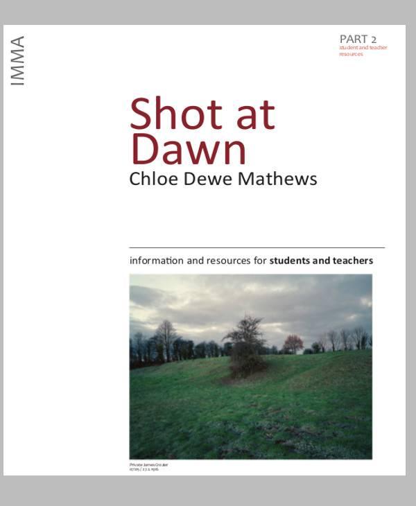 shot at dawn list
