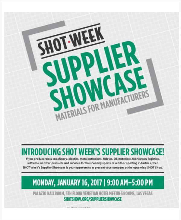 shot show exhibitor list