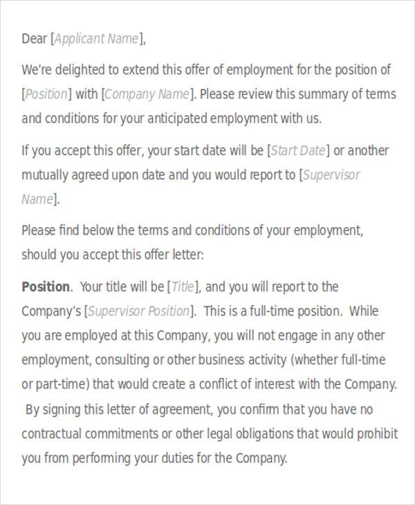 How to accept a job offer email sample militaryalicious how spiritdancerdesigns Image collections