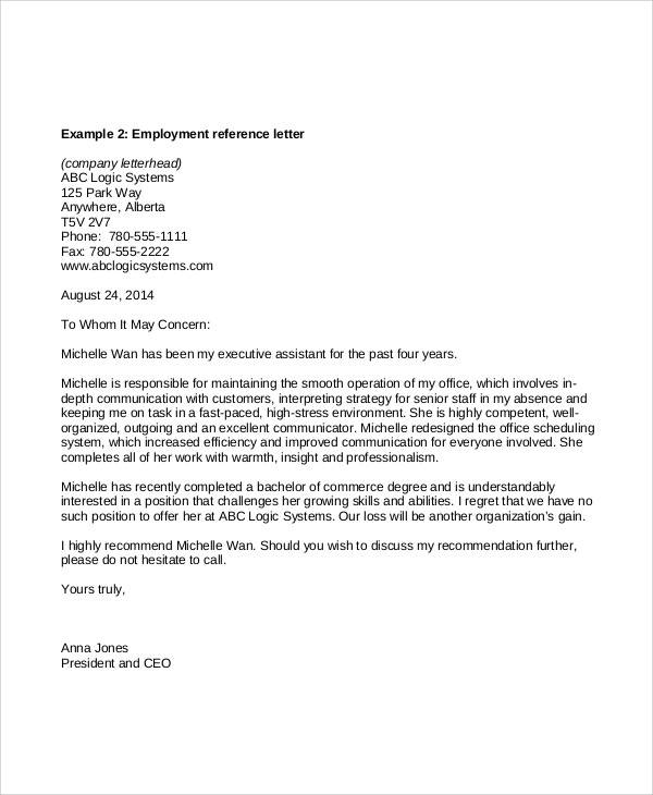 Job Recommendation Letters Critical Thinking Exercises For Managers