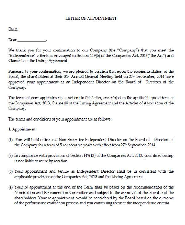 independent director appointment letter3