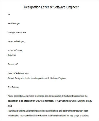 software engineer professional resignation letter1