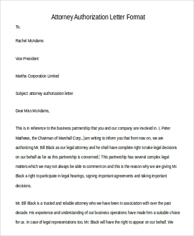 55 authorization letter samples pdf doc sample templates what are the uses of a letter of authorization altavistaventures Gallery