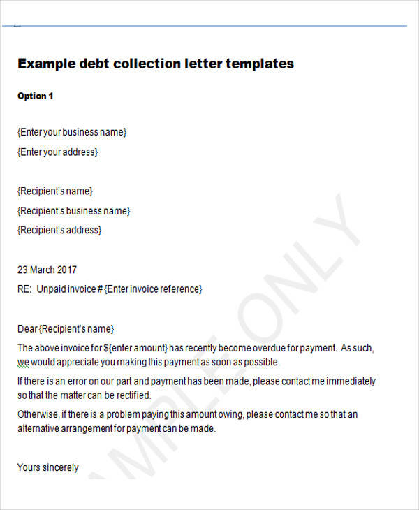 Debt collection sample letters creditcardscom oukasfo tagsdebt collection sample letters creditcardscomsample credit letters for creditors and debt collectorsdebt collection letter template ecollectorgdebt spiritdancerdesigns Images