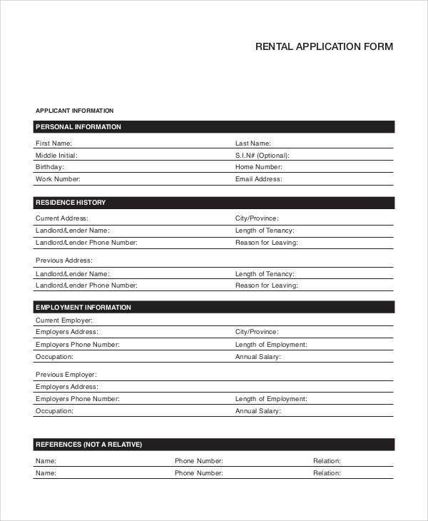 blank rental application form1