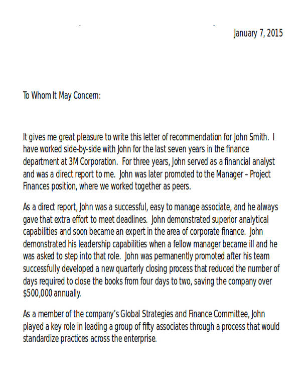 business associate reference letter2