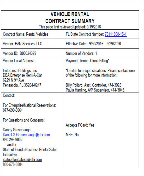 Sample Rental Invoice 7 Examples In Pdf