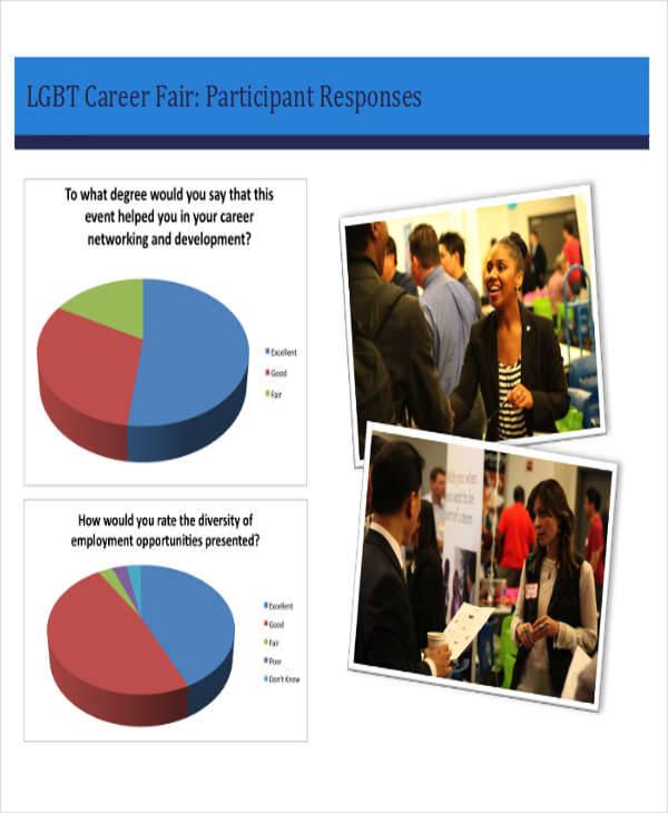 career job fair report example1