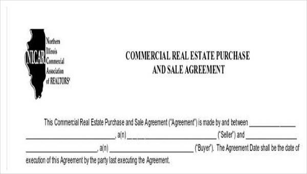 35 commercial agreement examples samples sample templates