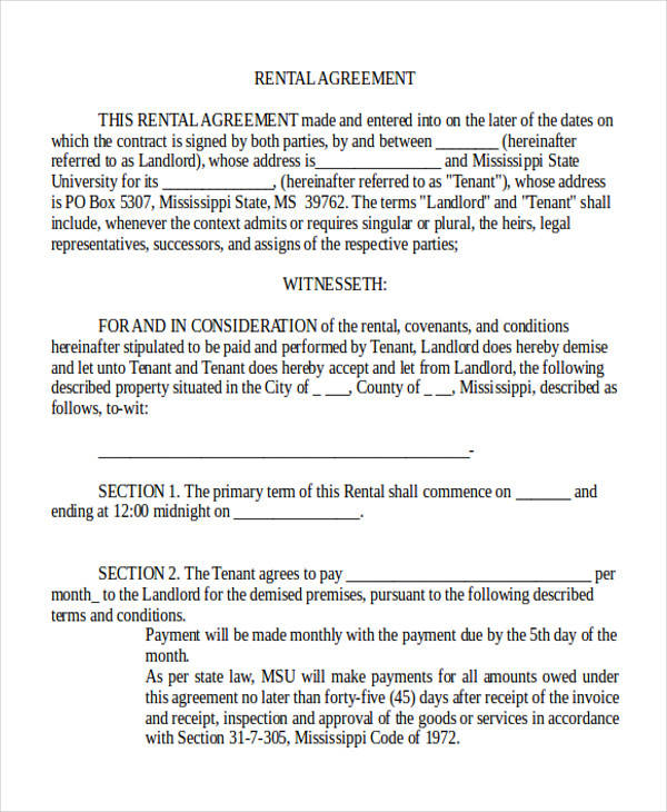commercial office rental lease agreement2
