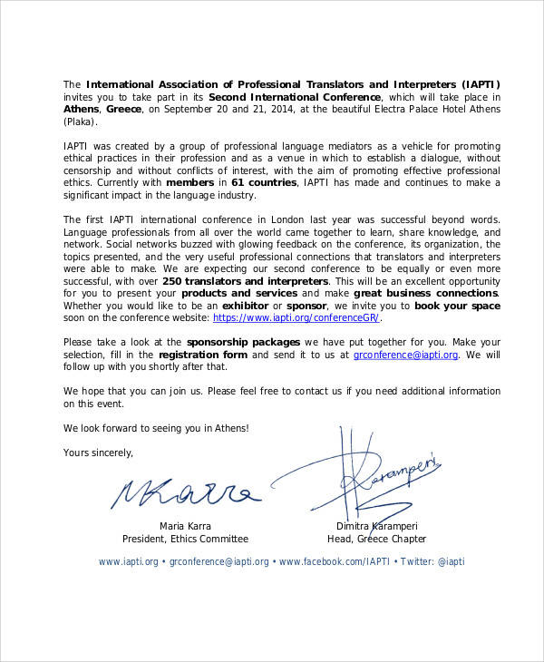 conference sponsorship invitation letter1