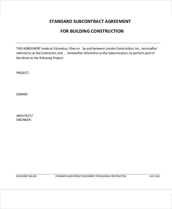 joint venture agreement for construction of building pdf