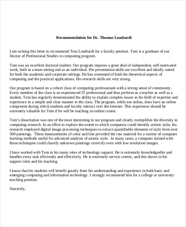 Reference letters doctors reference letter in pdf spiritdancerdesigns