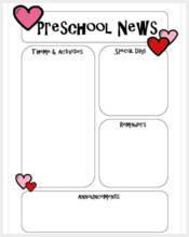 editable-preschool-newsletter-template
