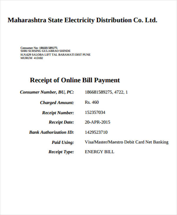 electricity bill payment Now pay electricity bill online easily and with cash backs at paytm only selected electricity providers are available to pay bills save with cash backs.