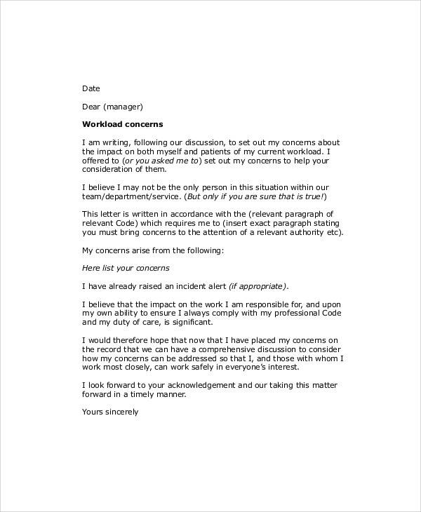 Download A Free Employee Resignation Complaint Letter Template To Make Your  Document Professional And Perfect. Find Other Professionally Designed  Templates ...