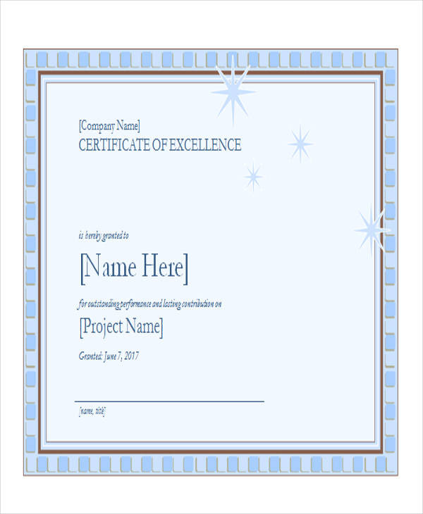 employee excellence award certificate1