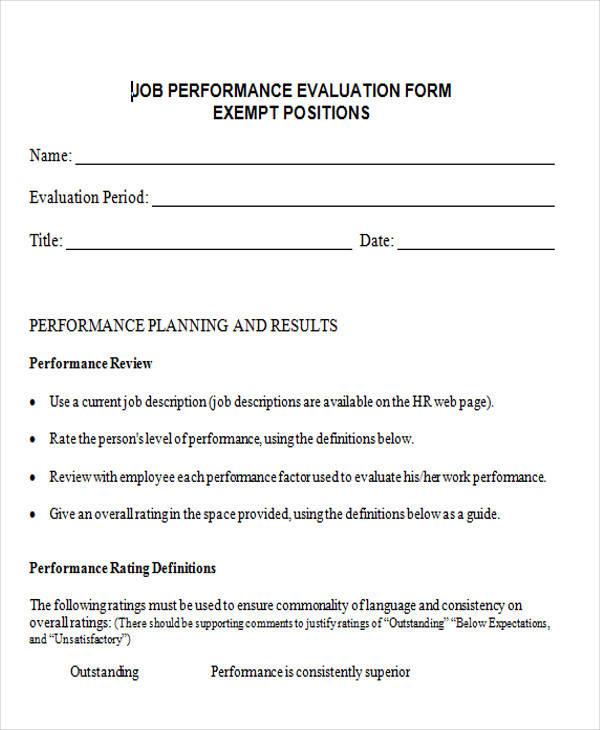 employee performance survey form1