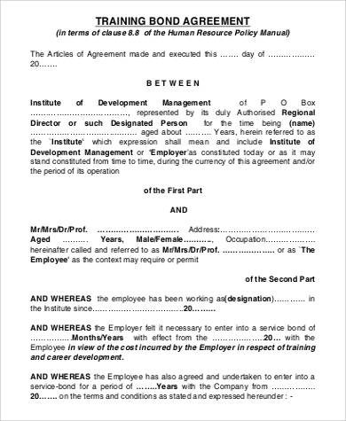 41 Employment Agreement Samples Sample Templates