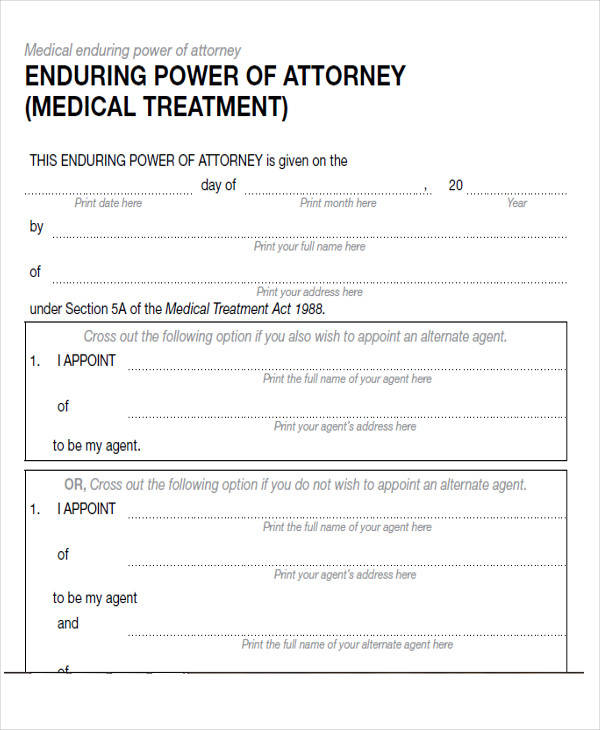 Free Power Of Attorney Form Sample Power Of Attorney Oukasfo