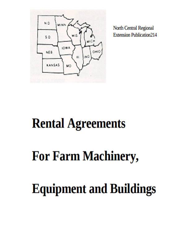 farm machinery equipment lease agreement3