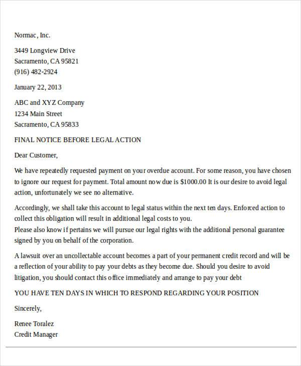 final demand for payment letter2