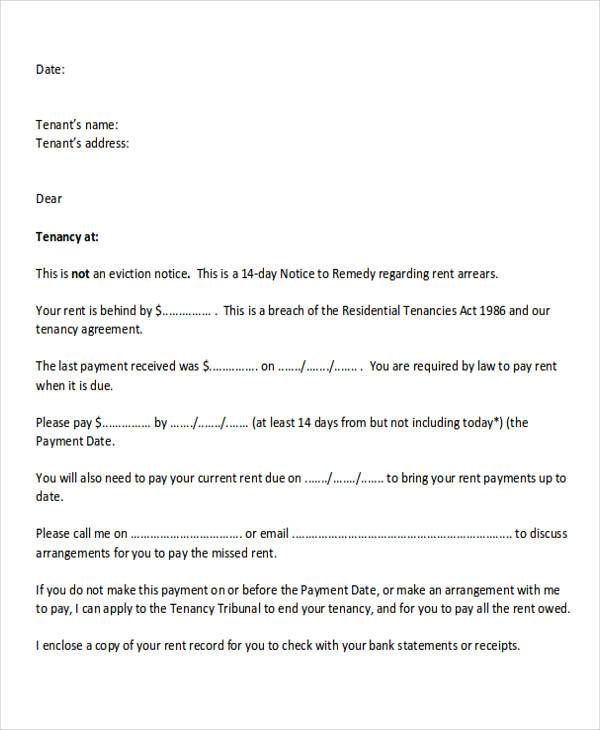 Demand Letter Examples Sample Templates - Formal demand for payment letter template