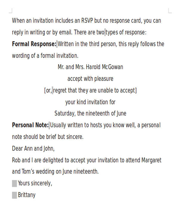 Formal invitation letter format sample invitation letter sample jvwithmenow stopboris Choice Image