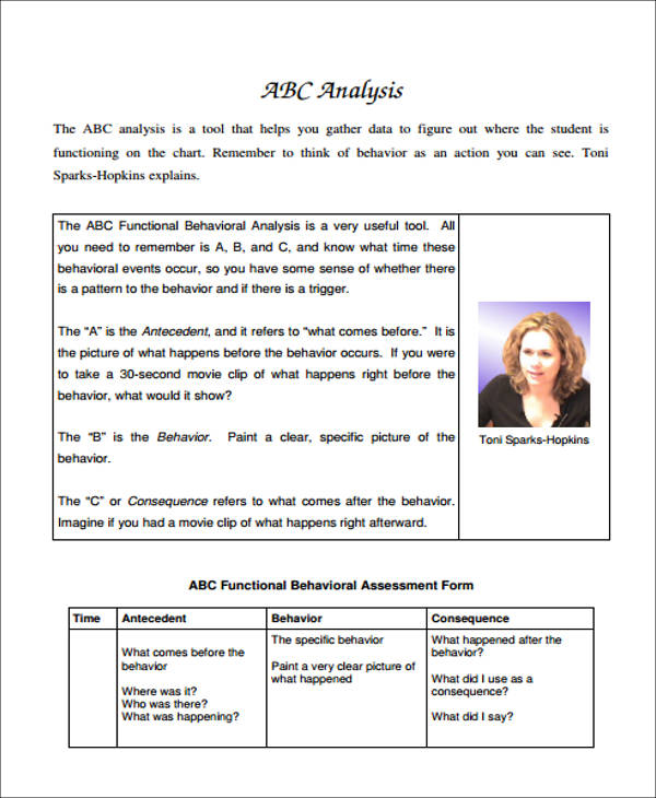 functional behavioral assessment in pdf