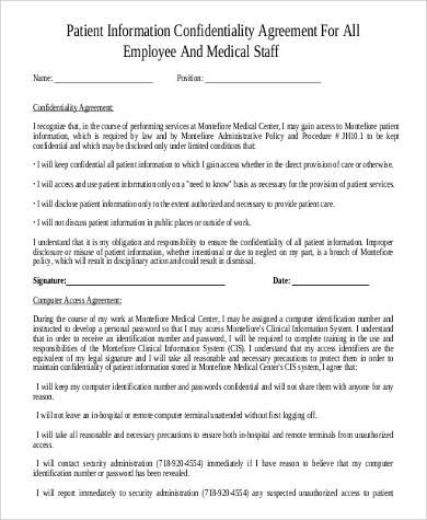 generic mediation confidentiality agreement