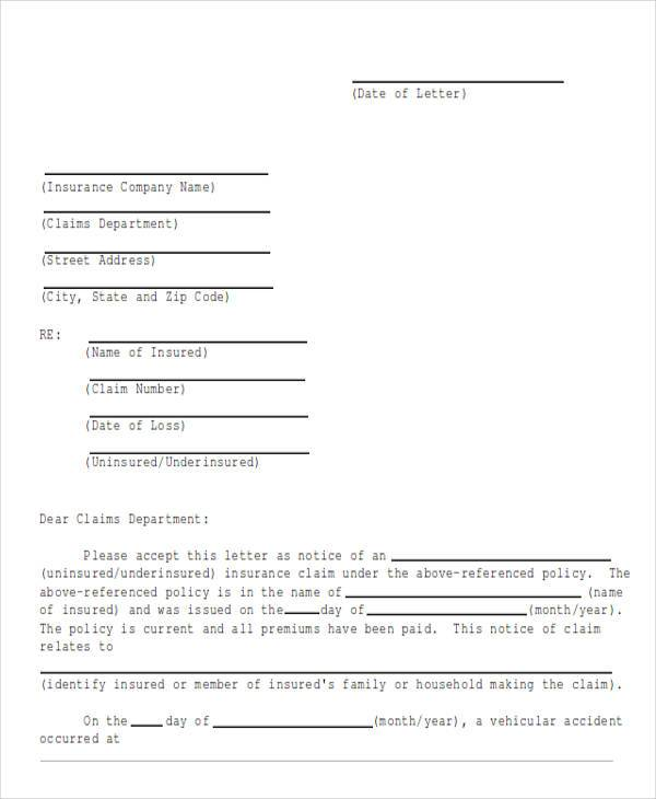 FREE 40+ Demand Letter Templates in PDF | MS Word