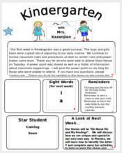 kindergarten-newsletter-template-for-children