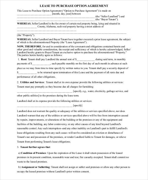 lease purchase agreement1