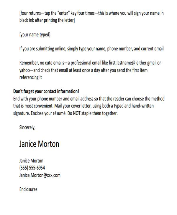 new job introduction letter
