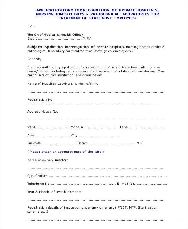 Passar Form For Nursing Homes - Image Mag