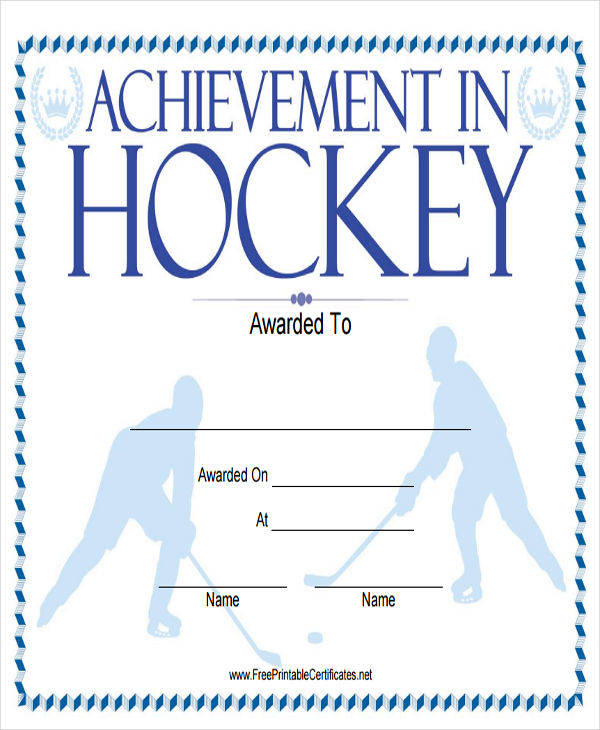image relating to Free Printable Sports Certificates named 24+ Athletics Certificates in just PDF
