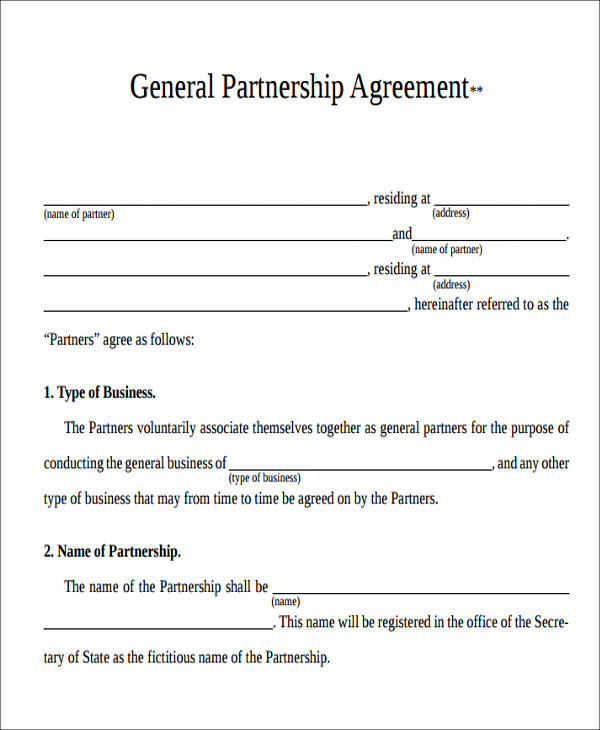 partnership agreement form pdf2