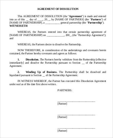 Basic Agreements   Download Free Documents In Pdf Word