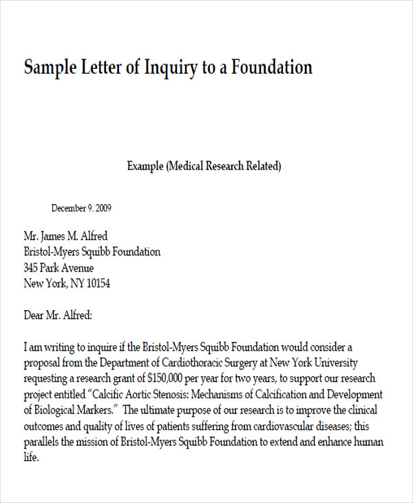 35 Proposal Letter Format Samples Word Pdf