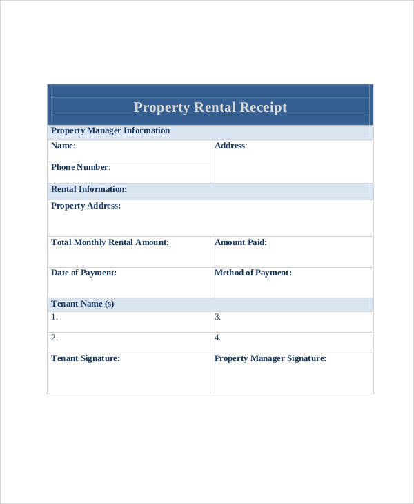 property rent payment receipt1