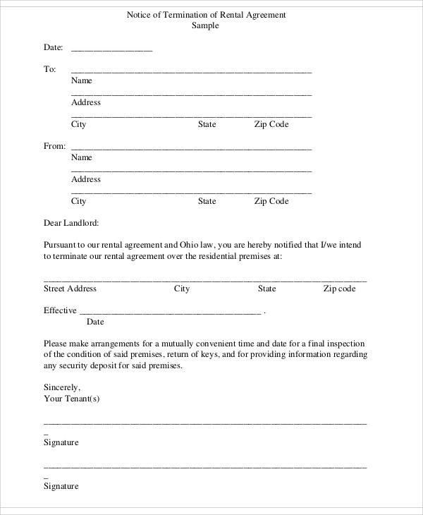 rental agreement termination letter3