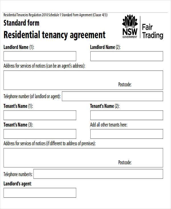 rental lease agreement2