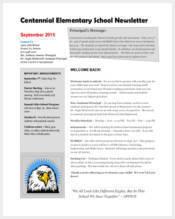 sample-elementary-school-newsletter