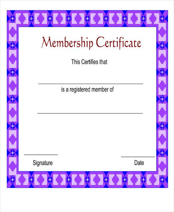 21 award certificates samples templates pdf doc certificatetemplate yadclub Images