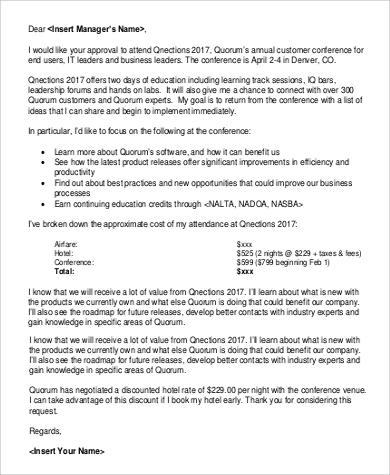 social event proposal letter